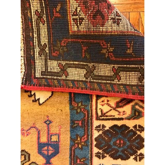 Semi-Antique Old Konya Anatolian Rug - 3'6'' x 6'2'' - Image 6 of 6