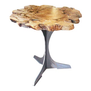 Salvaged Banyan Tree Table