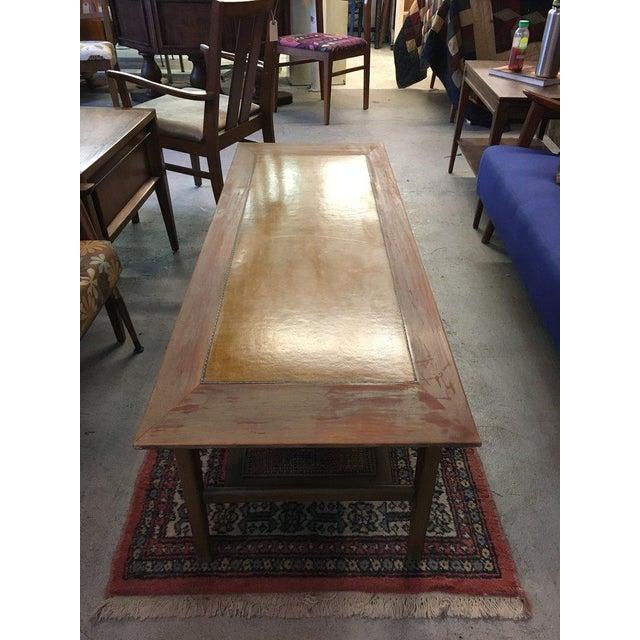 Mid-Century Wood Coffee Table - Image 4 of 4