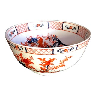 Chinese Hand Painted Bowl For Sale