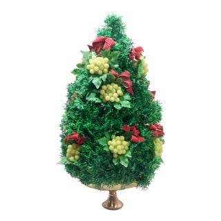 Vintage Table Top Topiary Tree For Sale