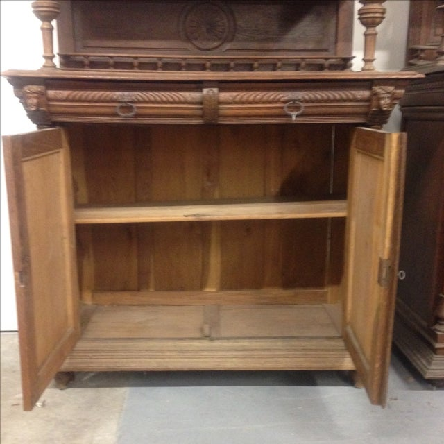 Antique French Hunt Cabinet Chairish