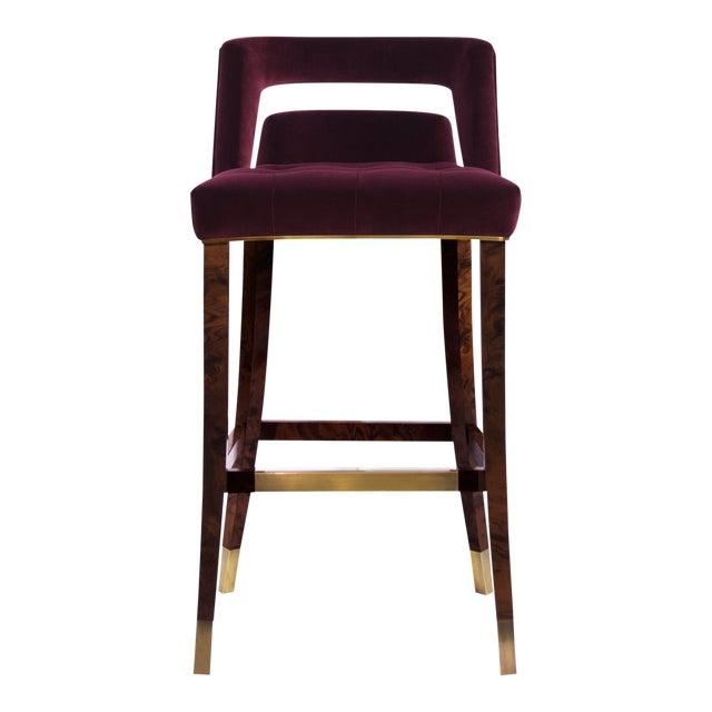 Naj Bar Chair From Covet Paris For Sale