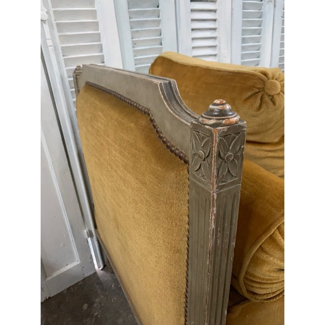 Early 18th Century Early 18th Century Swedish Neoclassical Daybed For Sale - Image 5 of 9
