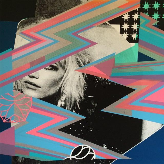 Blondie Silkscreen Poster - Image 5 of 8