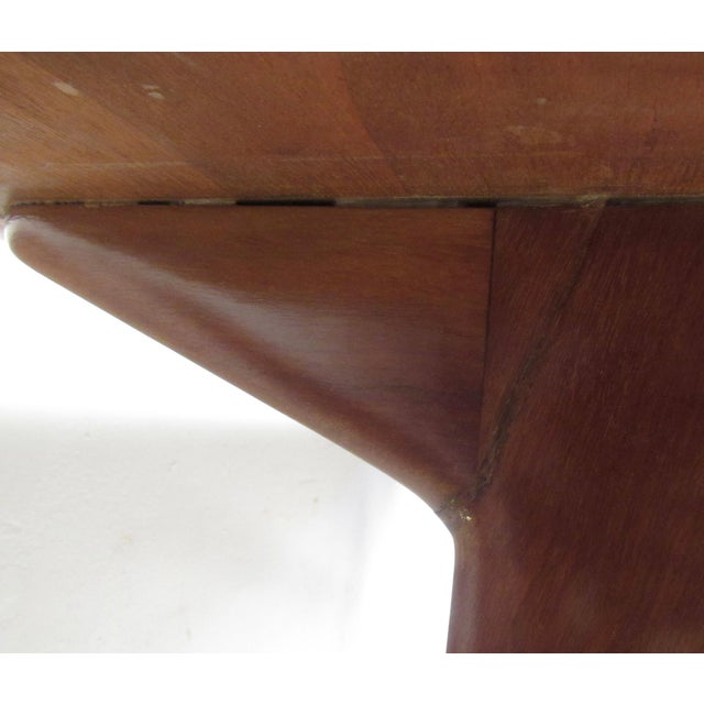 Italian Modern Parisi-Style Dining Table - Image 8 of 11