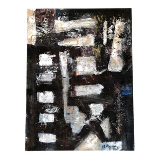 Original Contemporary Abstract Painting Bill Ryan For Sale