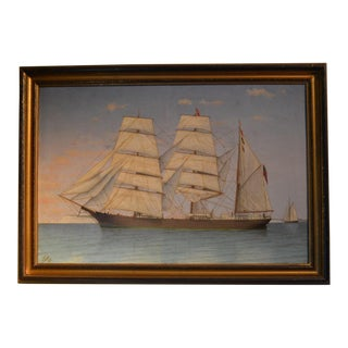 The Argentina Painting by C. K. Millir For Sale