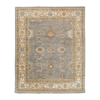"21st Contemporary Persian Oushak Rug, 12'2"" X 15' For Sale"