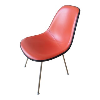 Side Chair on Straight Base by Eames for Herman Miller For Sale