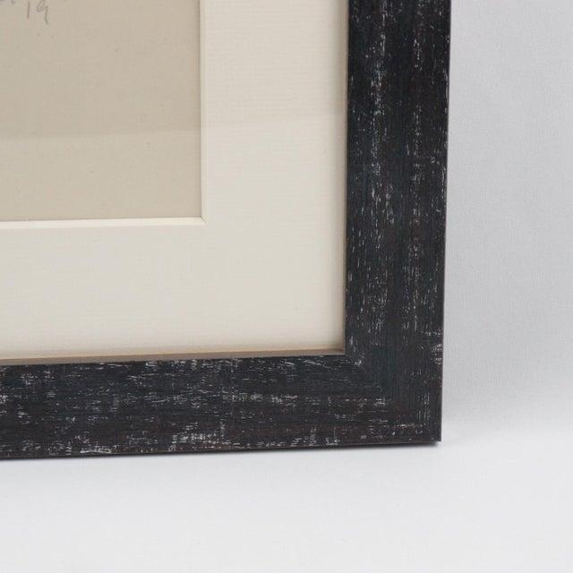 Adolf Uzarski Charcoal Drawing Lithograph For Sale - Image 9 of 11