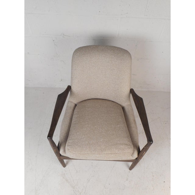 1970s Contemporary Modern Lounge Chair For Sale - Image 5 of 10