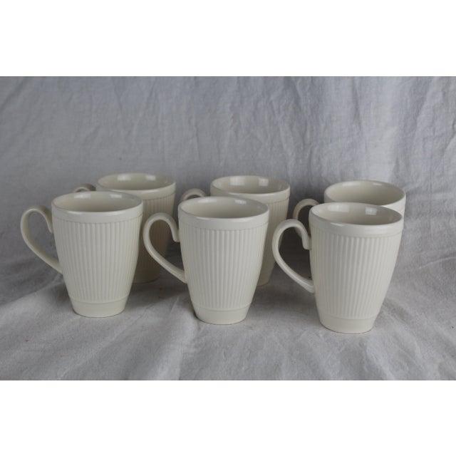 Wedgwood Wedgwood Windsor Pattern Mugs - Set of 6 For Sale - Image 4 of 5