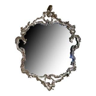 Hand Carved Gilt Mirror