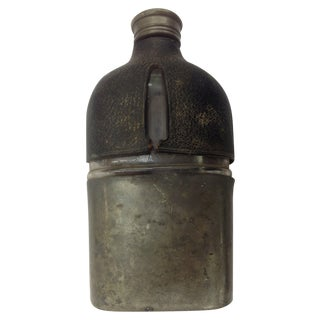 Civil War Era Officers's Flask For Sale