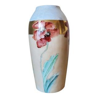 Early 20th Century Rosenthal Bavaria Vase For Sale
