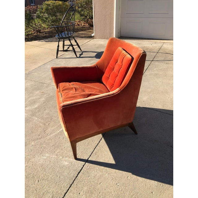 Paul McCobb Paul McCobb Lounge Chair Walnut For Sale - Image 4 of 10