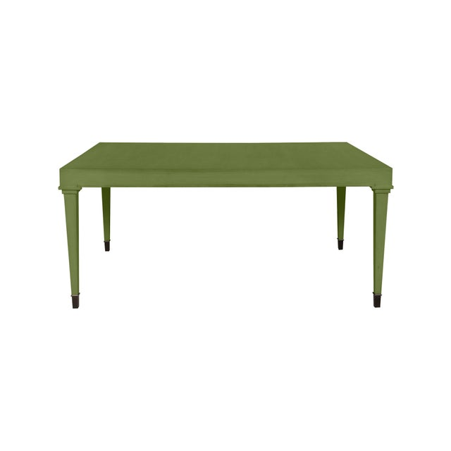 Traditional Casa Cosima Living Darby Dining Table - Garden Spot For Sale - Image 3 of 3