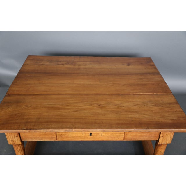 Traditional Antique 19th Century Coffee Table For Sale - Image 3 of 6