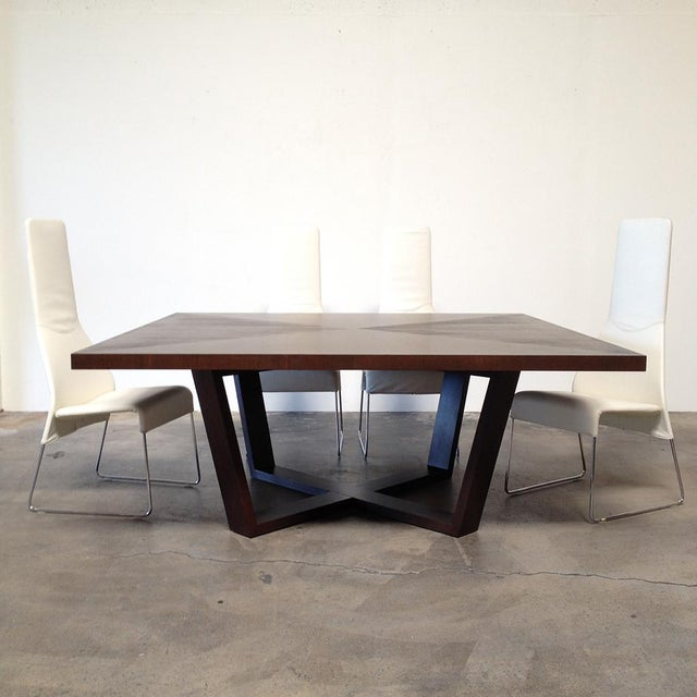 B&B Italia Lazy 05 High Back Dining Chairs - Pair - Image 4 of 4