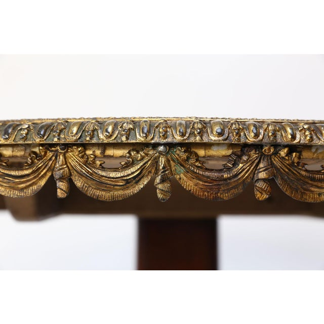 English Regency Center Table For Sale - Image 11 of 13