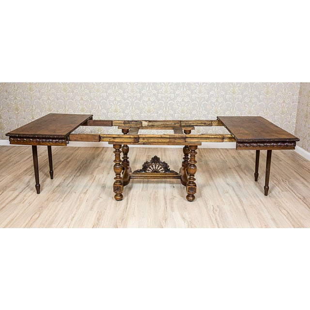 Brittany Table with Chairs, circa 1890 For Sale - Image 4 of 13