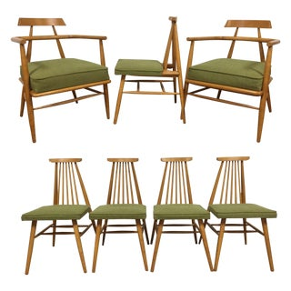 Paul McCobb for O'Hearn Dining Chairs - Set of 7 For Sale