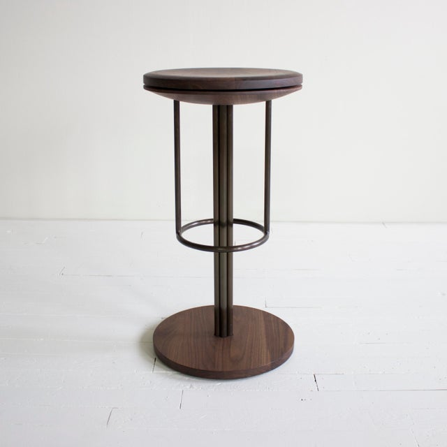 Inez Bar and Counter Stool For Sale - Image 10 of 10