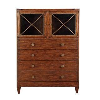 Transitional Credenza by Curate Home Collection For Sale