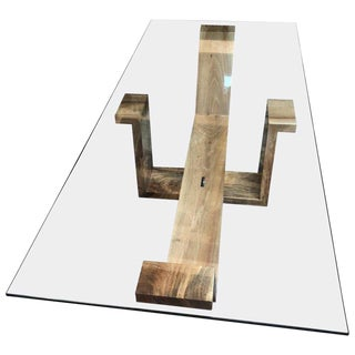 Italian Sculptural Coffee Table For Sale