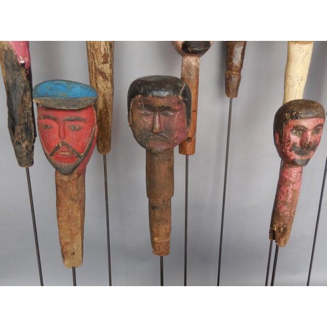 Folk Art Sculptures For Sale In Los Angeles - Image 6 of 8