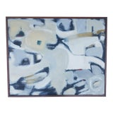 Image of Beth Downey Abstract Painting For Sale