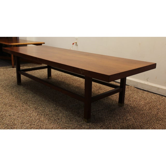 Mid-Century Modern H. Paul Browning Coffee Table - Image 3 of 11