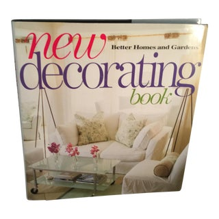 Better Homes and Gardens New Decorating Book For Sale