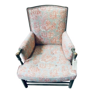 Early 20th Century Provincial Arm Chair For Sale