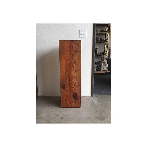 Brown Saltman Display Pedastal - Image 5 of 8