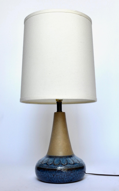 Soholm Stentoj Danish Modern Table Lamp, 1960s   Image 7 Of 8