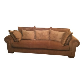 Marge Carson Tropical Couch For Sale