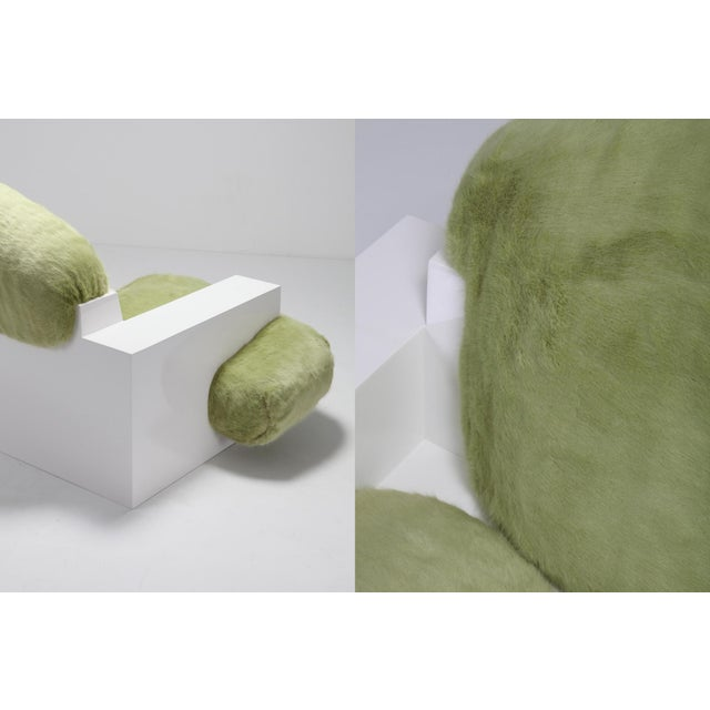 3D Pillow Couch by Schimmel & Schweikle From the CrossFit Collection For Sale - Image 7 of 9