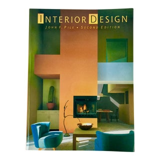 """Interior Design""-John Pile-Abrams Publishing For Sale"