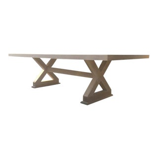 "Custom to Order ""Into the Woods"" Collection Dining Table For Sale"