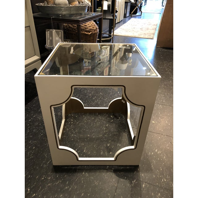 Contemporary Chelsea House Stendhal Accent Table For Sale In Chicago - Image 6 of 8