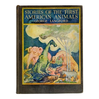 """""""Stories of the First American Animals"""" Book"""