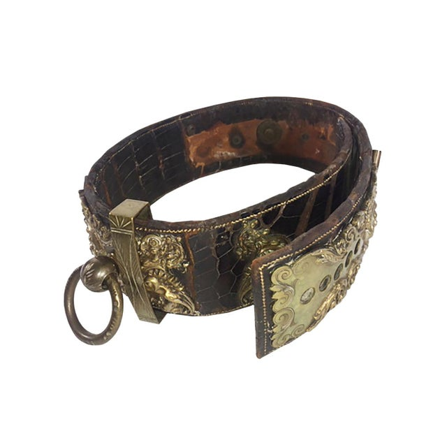 19th Century Dog Collar For Sale In Dallas - Image 6 of 11