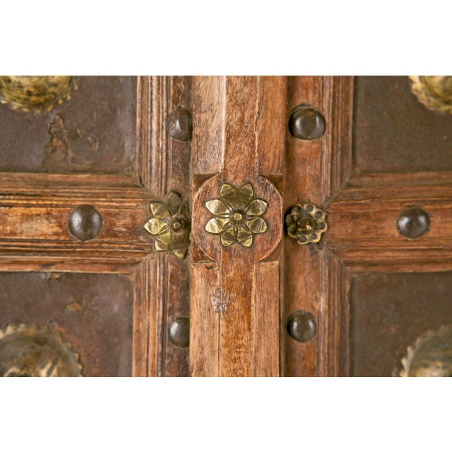 Antique African Doors - A Pair For Sale In San Francisco - Image 6 of 12