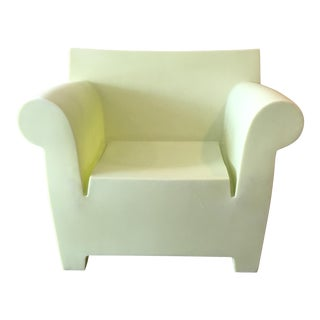 Kartell Bubble Club Arm Chair by Philippe Starck