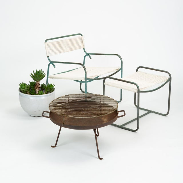 California Modern Barbecue or Brazier by Stan Hawk for Hawk House For Sale - Image 11 of 13