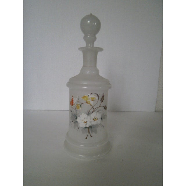 Antique Bristol Glass Decanter - Image 2 of 8