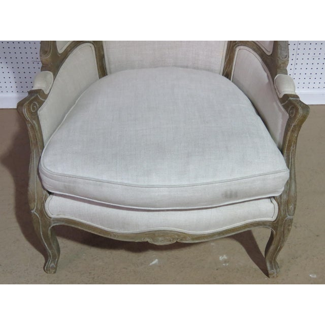 French Provincial Style Porters Chair For Sale In Philadelphia - Image 6 of 8