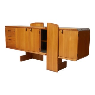 Pierre Chapo R28 Credenza For Sale